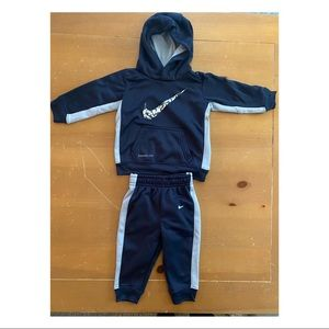 Therma-Fit Nike jumpsuit